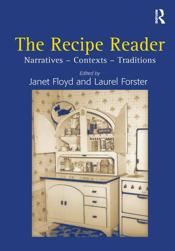 The Recipe Reader Narratives - Contexts - Traditions book cover