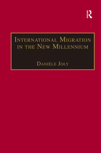 International Migration in the New Millennium Global Movement and Settlement book cover