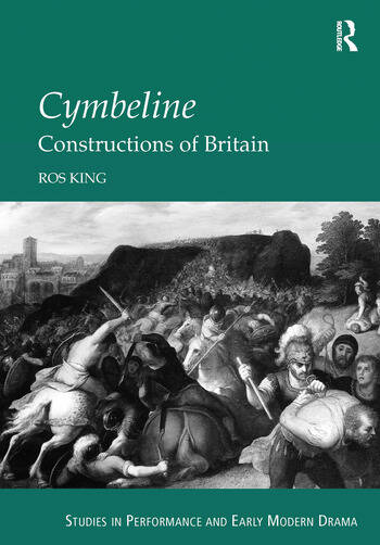 Cymbeline Constructions of Britain book cover