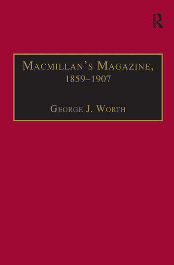 Macmillan's Magazine, 1859–1907 No Flippancy or Abuse Allowed book cover