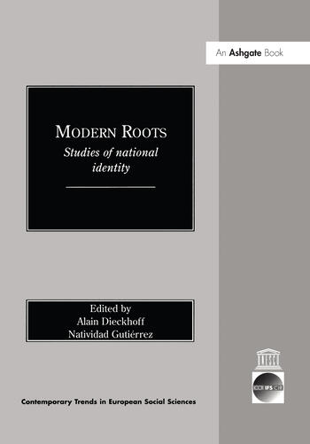 Modern Roots Studies of National Identity book cover