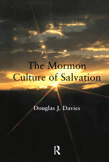The Mormon Culture of Salvation book cover