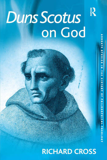 Duns Scotus on God book cover