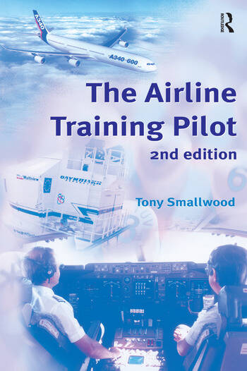 The Airline Training Pilot book cover