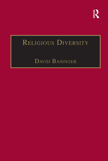 Religious Diversity A Philosophical Assessment book cover
