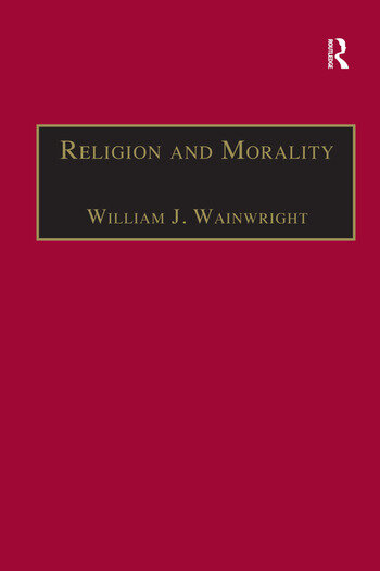 Religion and Morality book cover