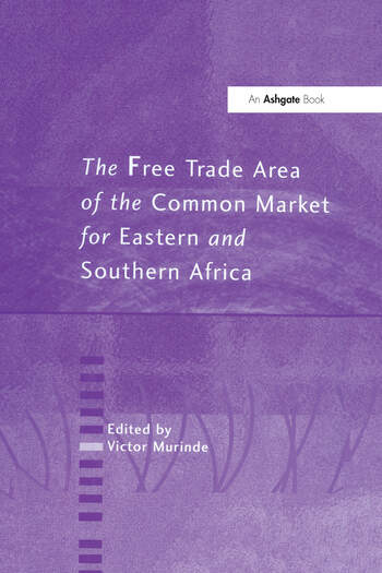 The Free Trade Area of the Common Market for Eastern and Southern Africa book cover
