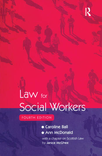 Law for Social Workers book cover