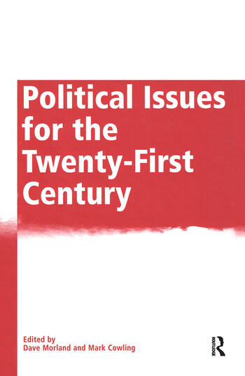Political Issues for the Twenty-First Century book cover