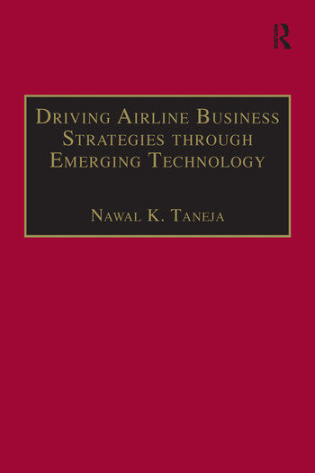 Driving Airline Business Strategies through Emerging Technology book cover