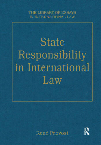 State Responsibility in International Law book cover