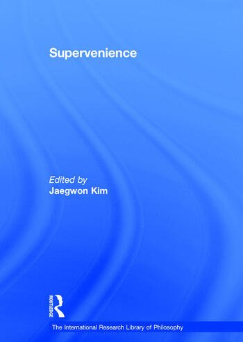 Supervenience book cover