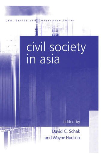 Civil Society in Asia In Search of Democracy and Development in Bangladesh book cover
