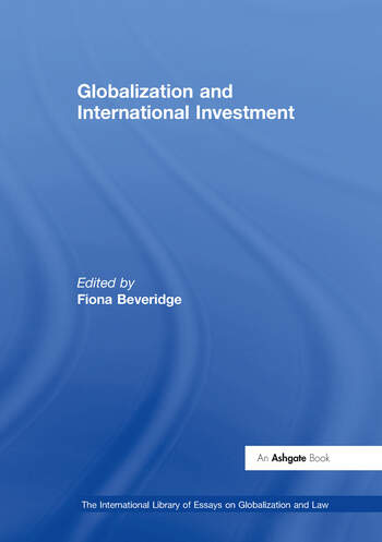 Globalization and International Investment book cover