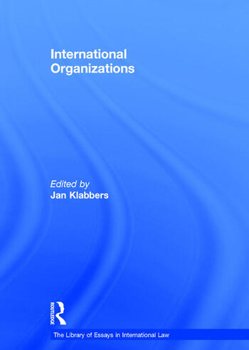 International Organizations book cover