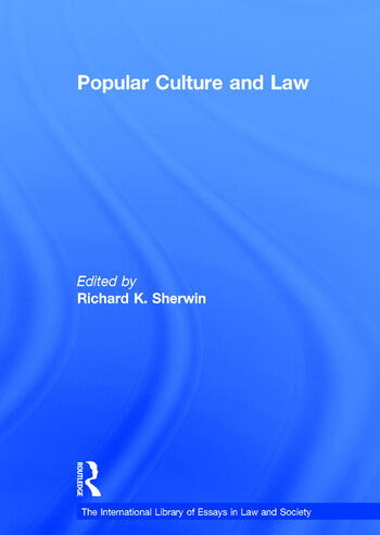 Popular Culture and Law book cover