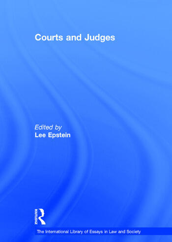 Courts and Judges book cover