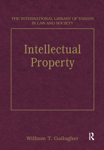 Intellectual Property book cover