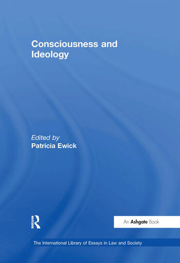 Consciousness and Ideology book cover