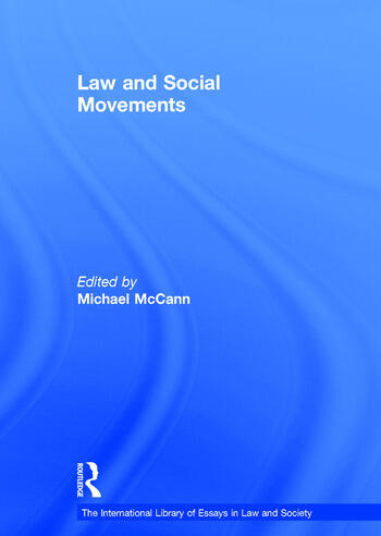 Law and Social Movements book cover
