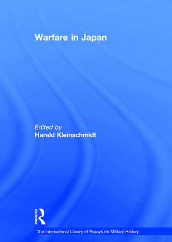Warfare in Japan book cover