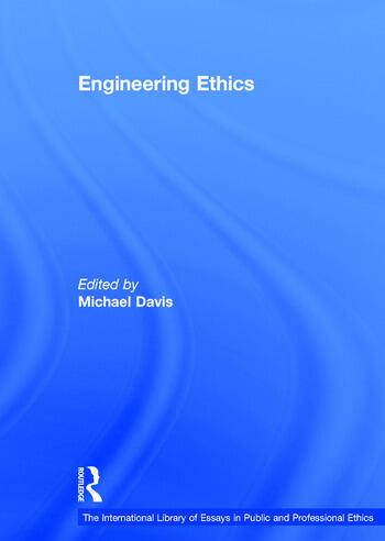 Engineering Ethics book cover