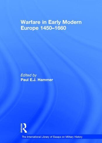 Warfare in Early Modern Europe 1450–1660 book cover