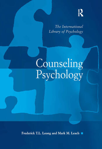 Counseling Psychology book cover