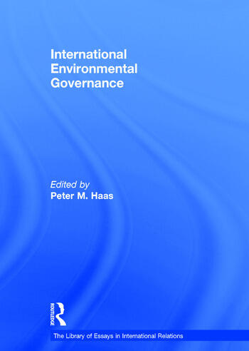 International Environmental Governance book cover