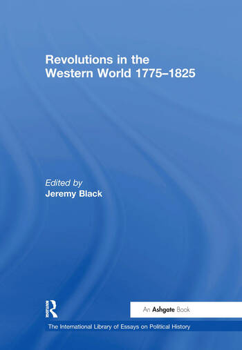 Revolutions in the Western World 1775–1825 book cover