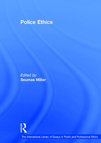 Police Ethics book cover