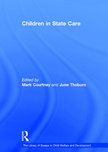 Children in State Care book cover