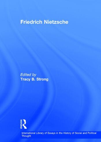 Friedrich Nietzsche book cover