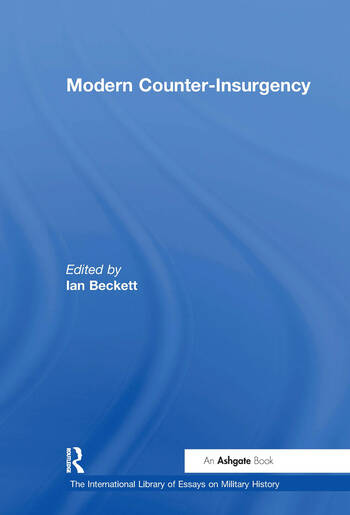 Modern Counter-Insurgency book cover