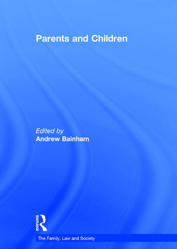 Parents and Children book cover