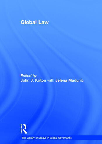Global Law book cover