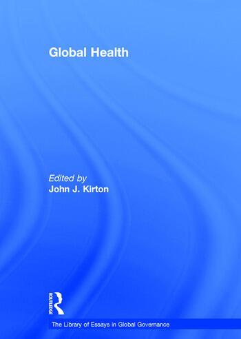 Global Health book cover