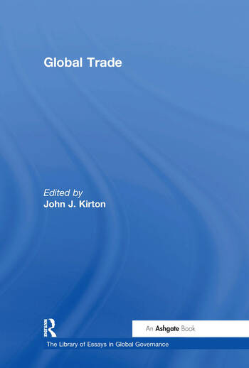 Global Trade book cover