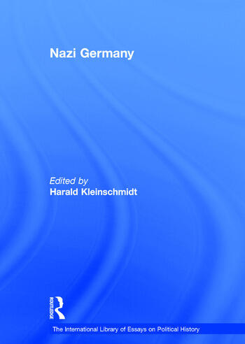 Nazi Germany book cover