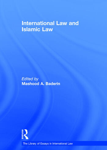 International Law and Islamic Law book cover