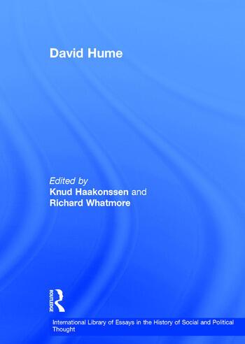 David Hume book cover