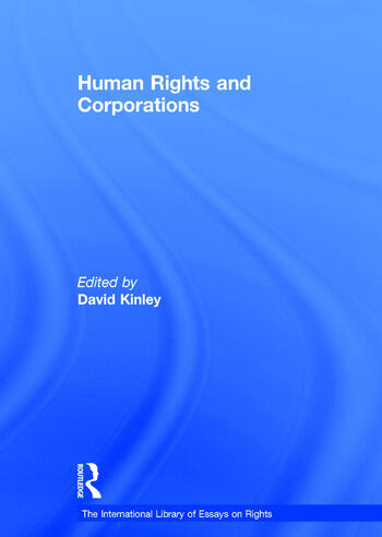 Human Rights and Corporations book cover