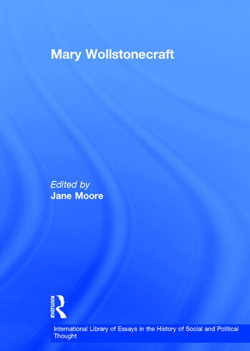 Mary Wollstonecraft book cover