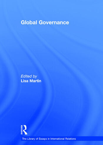 Global Governance book cover