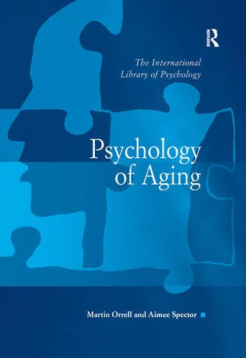 Psychology of Aging book cover