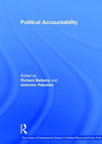 Political Accountability book cover