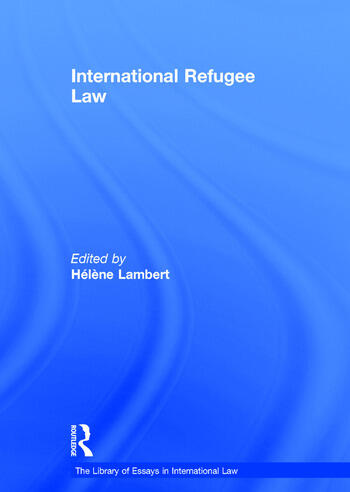 International Refugee Law book cover