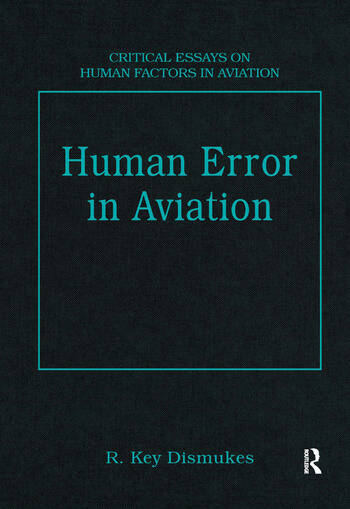 Human Error in Aviation book cover