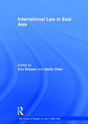 International Law in East Asia book cover