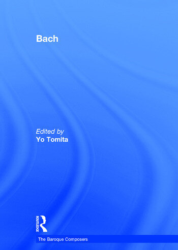 Bach book cover